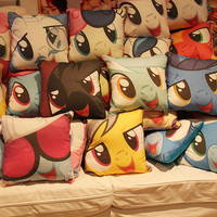 CHOOSE YOUR PONY - Custom order in pillows
