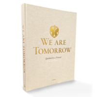 'We Are Tomorrow' Book – TomorrowWorld