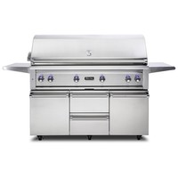"Viking 53"" Freestanding Stainless Steel Barbeque 