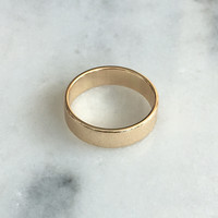 Sandy Band Ring