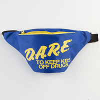 Extreme 80S Dare Fanny Pack Blue Combo One Size For Men 23198124901