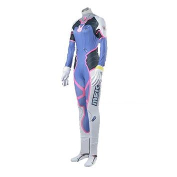 Party Zentai Suit For Women Girls Lady Lycra Spandex 3D Print Catsuit Overwatchs Game Jumpsuit Cosplay Costume