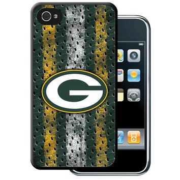 Team Promark iPhone 4 or 4S Hard Cover Case Green Bay Packers