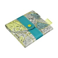 Wild and Wolf Metropolitan Collection, LONDON CREDIT CARD HOLDER, ladies wallet | Toad Hollow