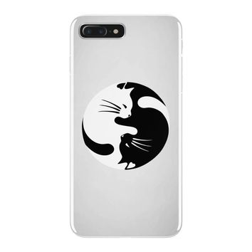 yin yang cat iPhone 7 Plus Case