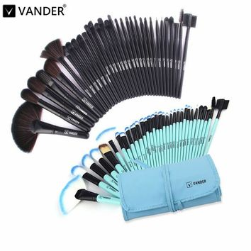 32 Pcs Cosmetic Makeup Make-Up Brushes Set