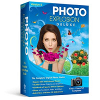 Photo Explosion Deluxe 5.01.0 Free Activation Key 2017 Download