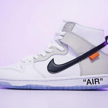 OFF WHITE x Nike SB Dunk High Pro DUNK 85485100