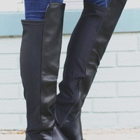 Magic Spell Over the Knee Boots