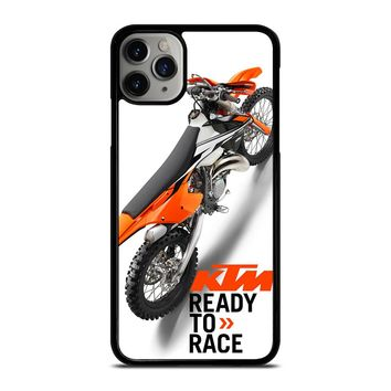 KTM READY TO RACE iPhone Case Cover