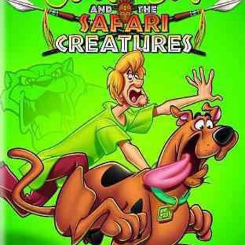 Scooby Doo And The Safari Creatures