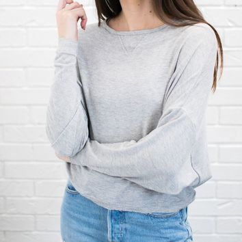 Need To Know Longsleeve