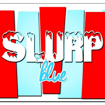 Slurp Blue - Slurp E Liquid