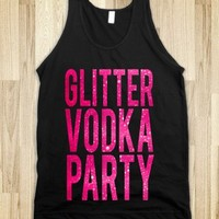 Glitter Vodka Party