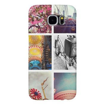 Create Your Own Instagram Samsung Galaxy S6 Cases