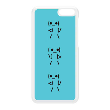 Dancer White Hard Plastic Case for Amazon Fire Phone by textGuy