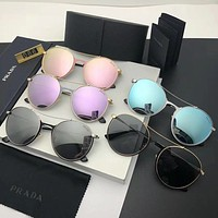 Prada Women Casual Fashion Shades Eyeglasses Glasses Sunglasses