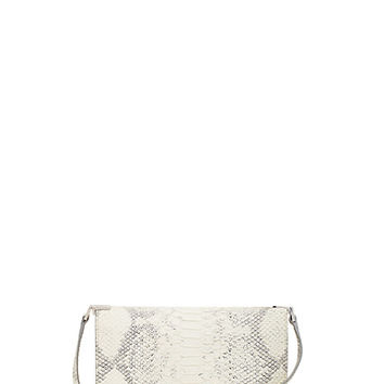 Kate Spade Langley Court Luxe Cece Off White Snake ONE