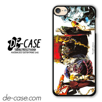 Overlord Japan Manga DEAL-8331 Apple Phonecase Cover For Ipod Touch 6