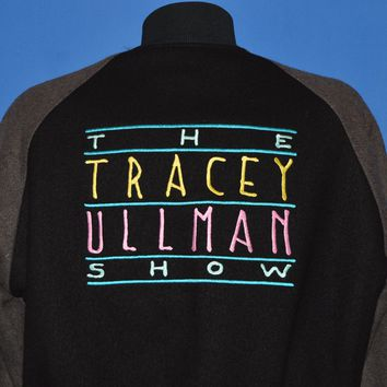 80s The Tracey Ullman Show Reversible Jacket Medium
