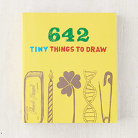 642 Tiny Things To Draw By Chronicle Books - Urban Outfitters