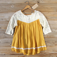 Gypsy Marigold Top
