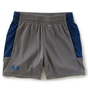 Under Armour Little Boys 2T-7 Stunt Shorts | Dillards