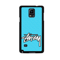 Stussy Raps St?ssy Surfware Clothing Samsung Galaxy Note 3 Case