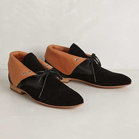 Anthropologie - Allison Booties
