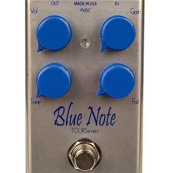 J. Rockett Audio Designs Tour Series Blue Note Overdrive Guitar Effects Pedal