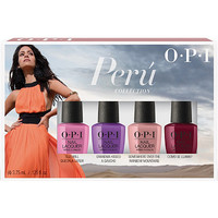 Peru Nail Lacquer Collection Mini Pack | Ulta Beauty