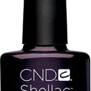 CND - Shellac Dark Dahlia (0.25 oz)