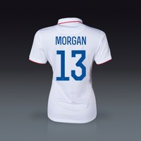 Nike Alex Morgan USA Women's Home Jersey 2014