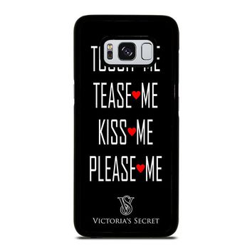 VICTORIA'S SECRET PLEASE ME Samsung Galaxy S8 Case Cover