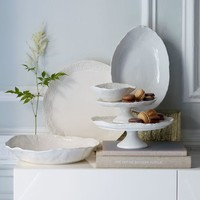 dBO Pomegranate Ceramic Serving Bowls