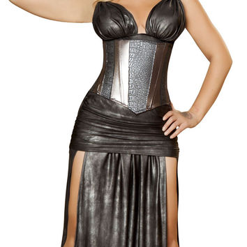 Roma Costume 4431-4pc Sexy Medusa Women's Costume