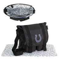 Indianapolis Colts NFL Sitter Baby Diaper Bag