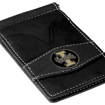Idaho Vandals Player's Leather Wallet