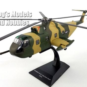 Sikorsky HH-3E (HH-3) Jolly Green Giant - USAF - 1/72 Scale Diecast Helicopter Model