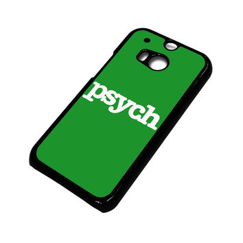 PSYCH HTC One M8 Case Cover