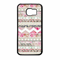 Girly Floral Tribal Andes Aztec Samsung Galaxy S6 Case