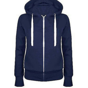 Hoodies Tops Hot Sale Thicken Hoodies [7976010561]