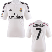 Ronaldo Jersey Real Madrid  2014 2015