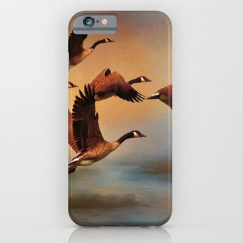 All Things Bright And Beautiful iPhone & iPod Case by Theresa Campbell D'August Art