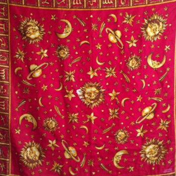 Vintage Gianni Versace Silk Scarf NOW on SALE 50% OFF