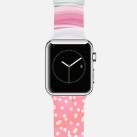 Mint Girly Pink Apple Watch case by Famenxt DB | Casetify