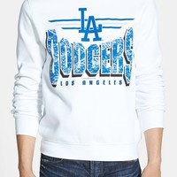 Men's Mitchell & Ness 'Los Angeles Dodgers' Crewneck Sweatshirt