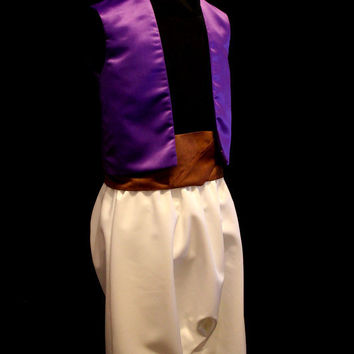 Adult Street Rat Aladdin Costume Custom Made