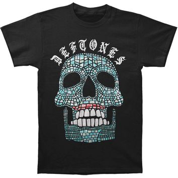 Deftones Men's  Jade Skull T-shirt Black