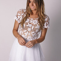 Esther Boutique - wind in the willows lace dress